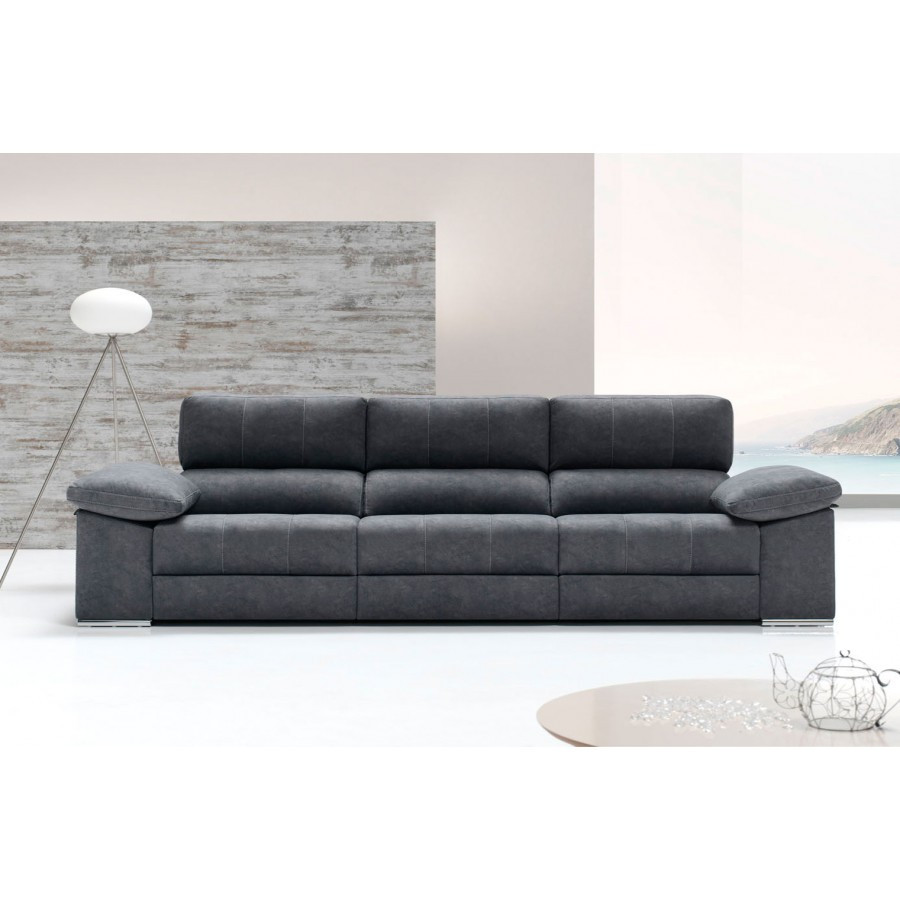 174 dolce sofa relax 3 plazas