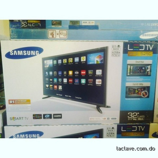 Televisor Smart Tv 32 Lujo Televisor Samsung Smart Tv De 32 Pulgadas Santo Domingo Rd Of 50  Magnífica Televisor Smart Tv 32