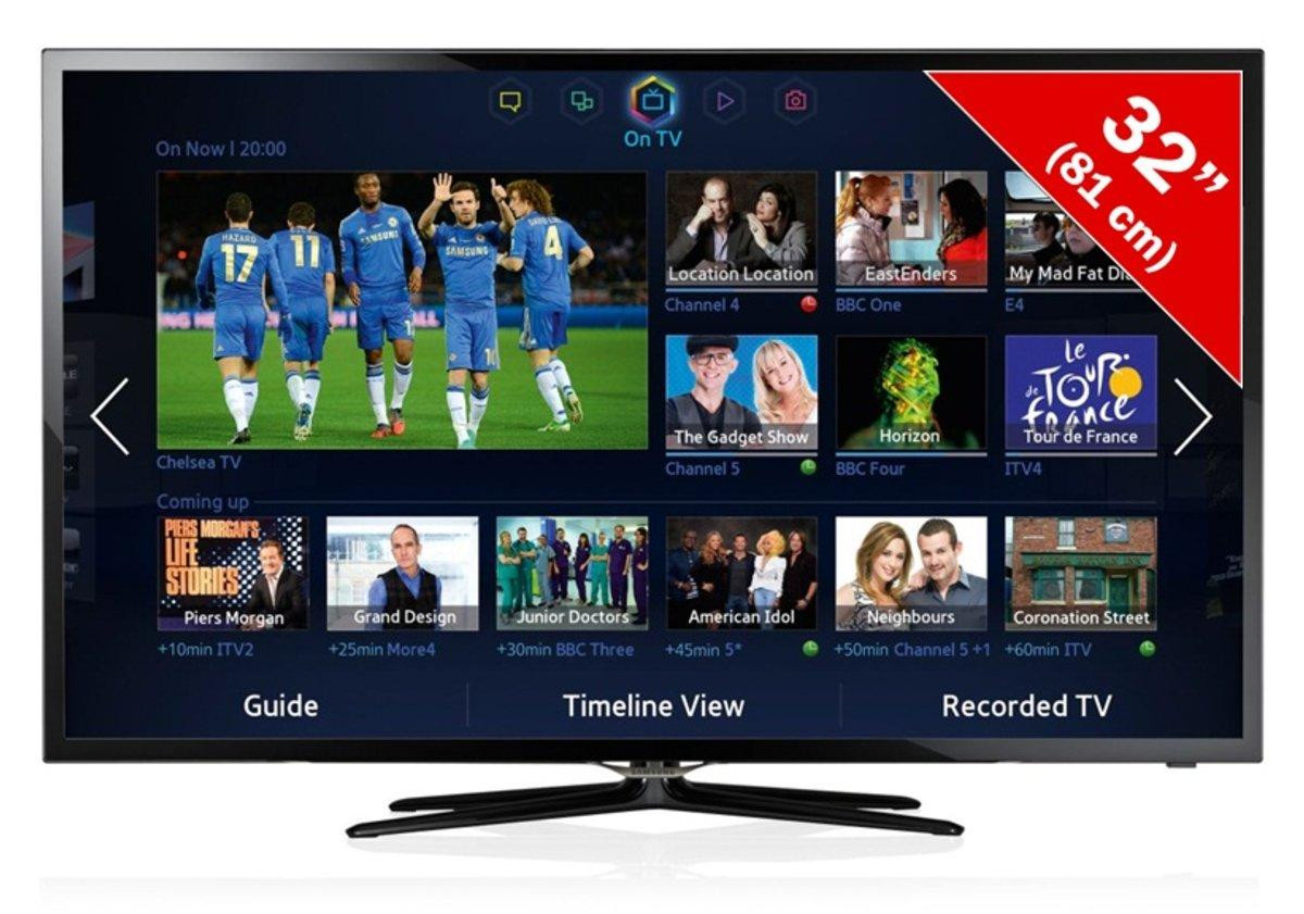 Televisor Smart Tv 32 Magnífica Tv Led 32 Samsung Ue32f5500 Smart Tv Wifi Full Hd Of 50  Magnífica Televisor Smart Tv 32