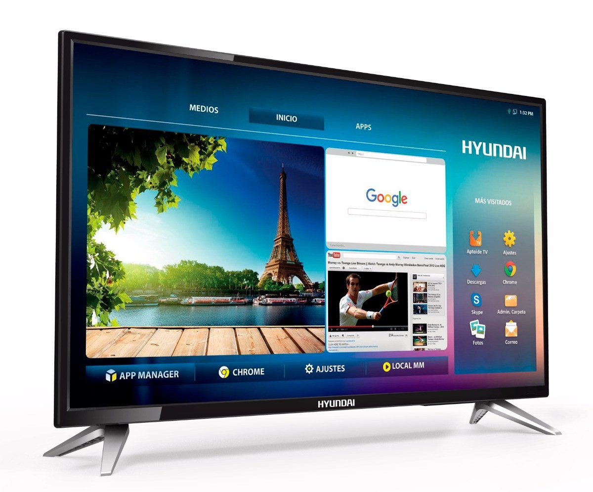 Televisor Smart Tv 32 Maravilloso Televisor Led Hyundai 32 Smart Tv $ 659 000 En Mercado Libre Of 50  Magnífica Televisor Smart Tv 32