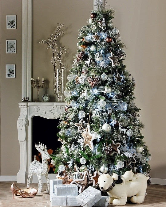 Tendencias Decoracion Paredes 2017 Fresco Tendencias Para Decorar Tu Arbol De Navidad 2016 2017 20 Of 49  Encantador Tendencias Decoracion Paredes 2017