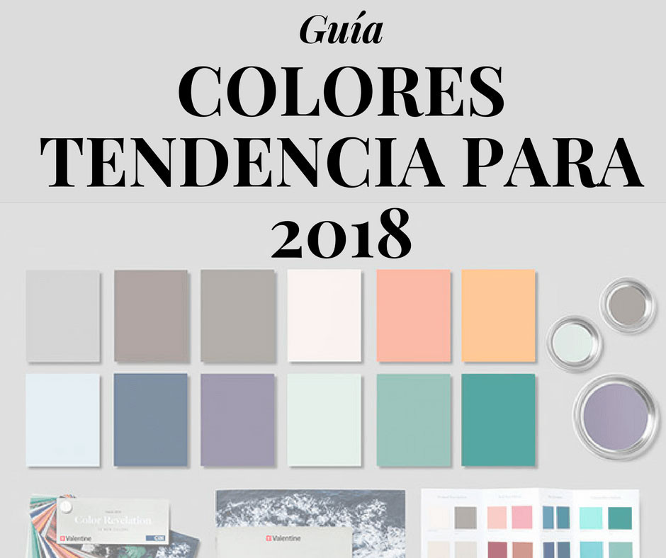 Tendencias Pintura Paredes 2018 Brillante Los 12 Colores Que Marcarán 【tendencia En 2018 En Of 40  Magnífica Tendencias Pintura Paredes 2018