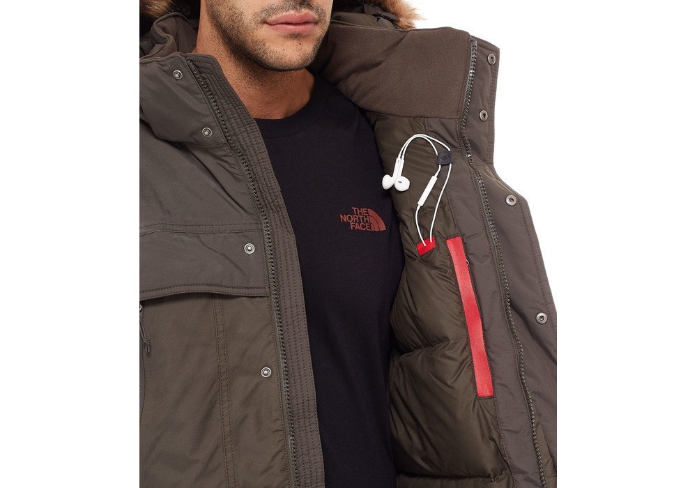 The north Face Hombre Adorable the north Face Mcmurdo 2 Chaqueta Hombre Marrón Of 41  Impresionante the north Face Hombre