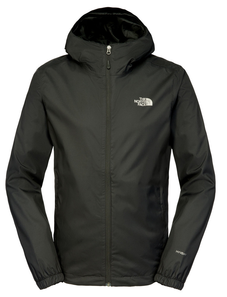 The north Face Hombre Contemporáneo the north Face Quest Chaqueta Hombre Negro Of 41  Impresionante the north Face Hombre