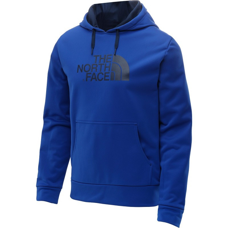55 the north face hoo hombre azul