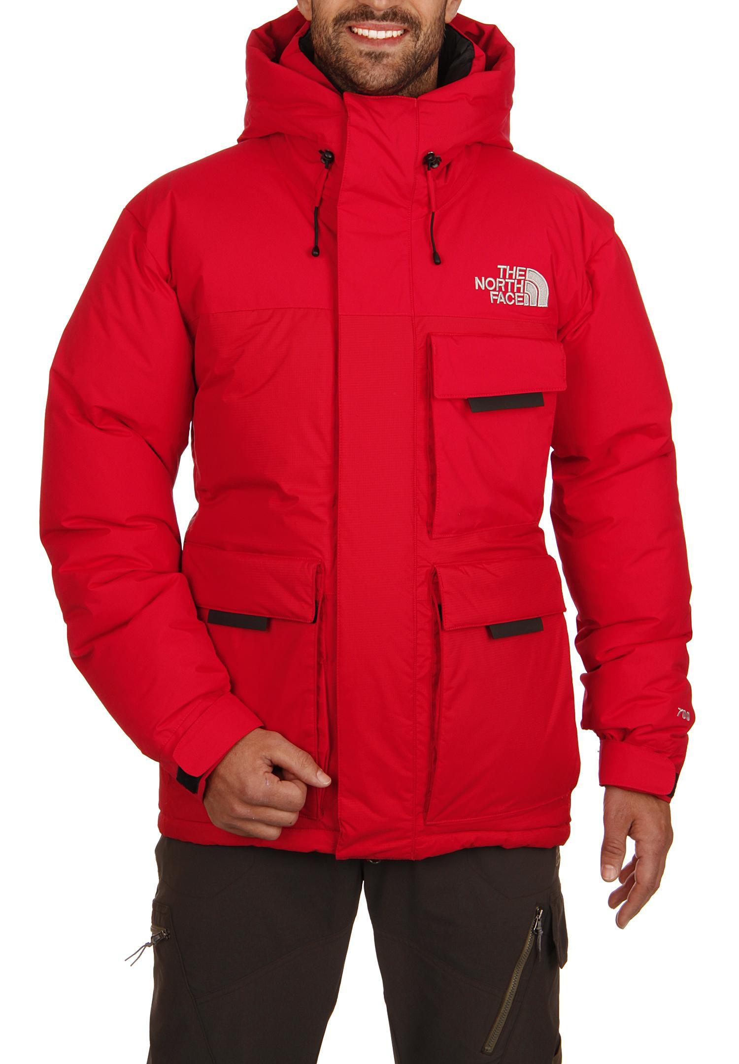 foto chaquetas funda the north face minus one summit series black woman ID