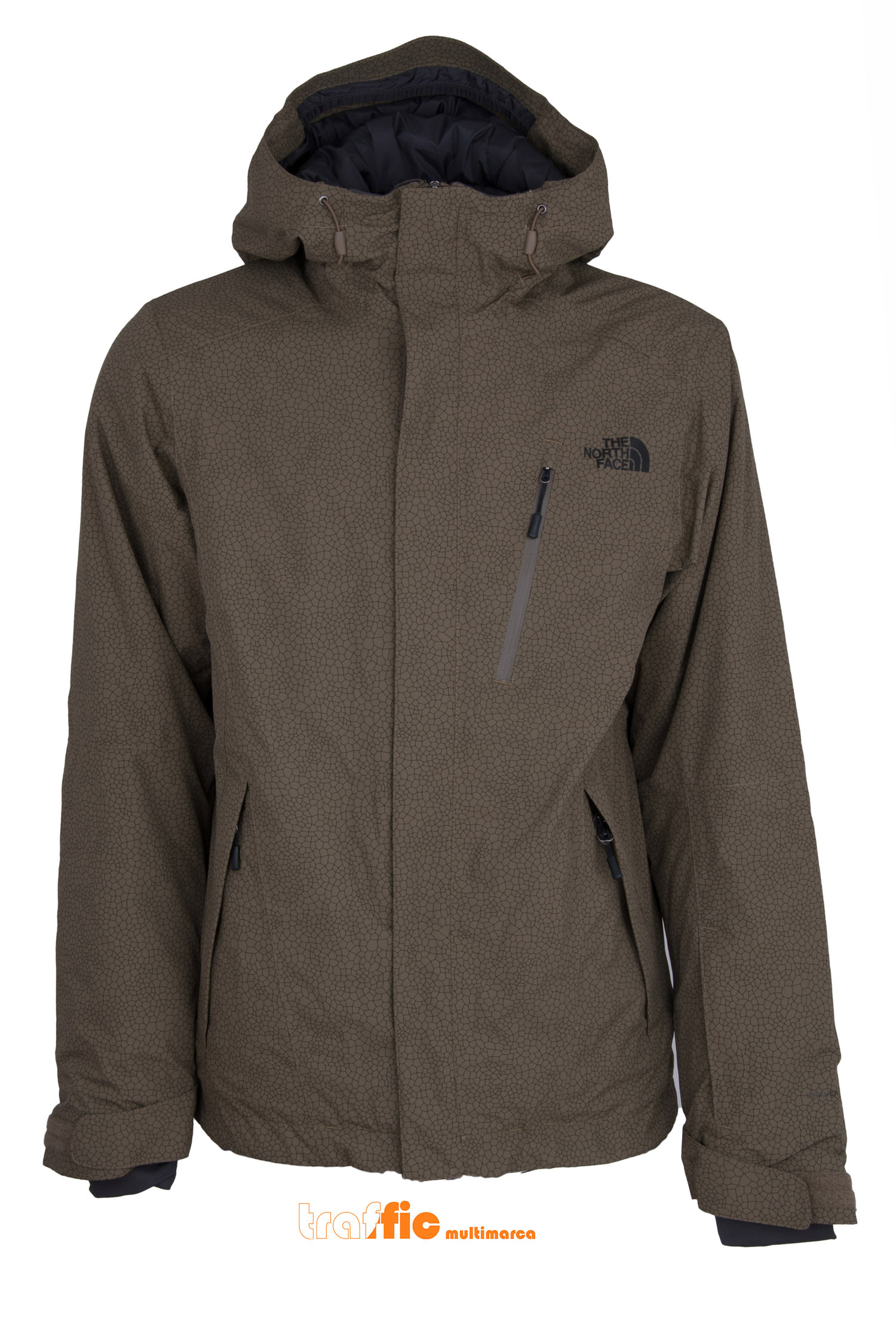 The north Face Hombre Lujo Chaqueta Hombre Descendit Of 41  Impresionante the north Face Hombre