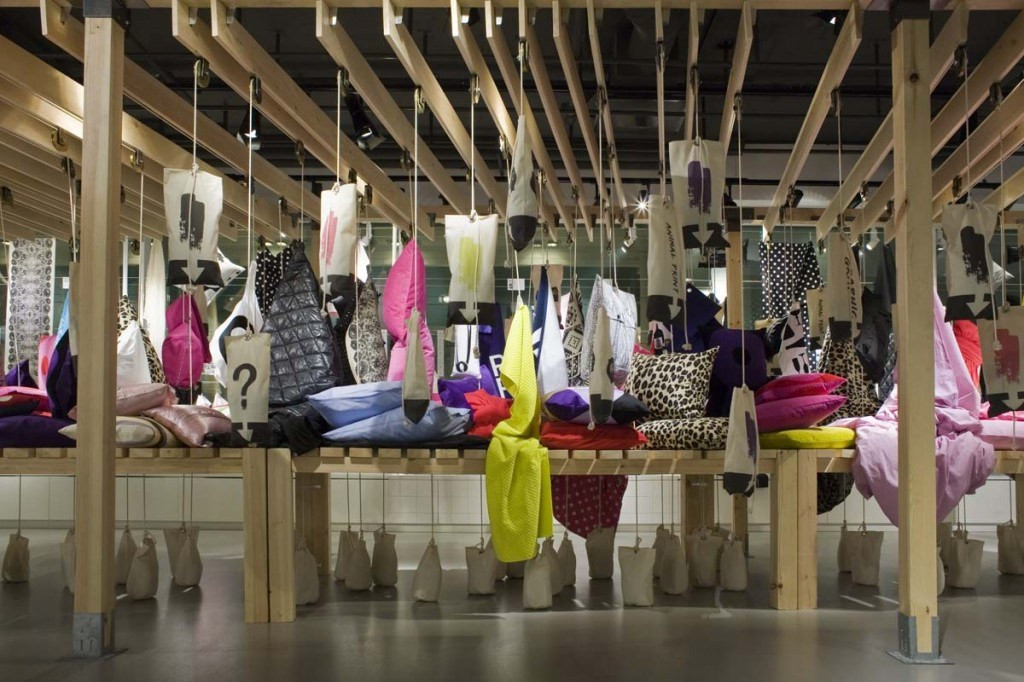 H&M Home Launch by Uxus Design