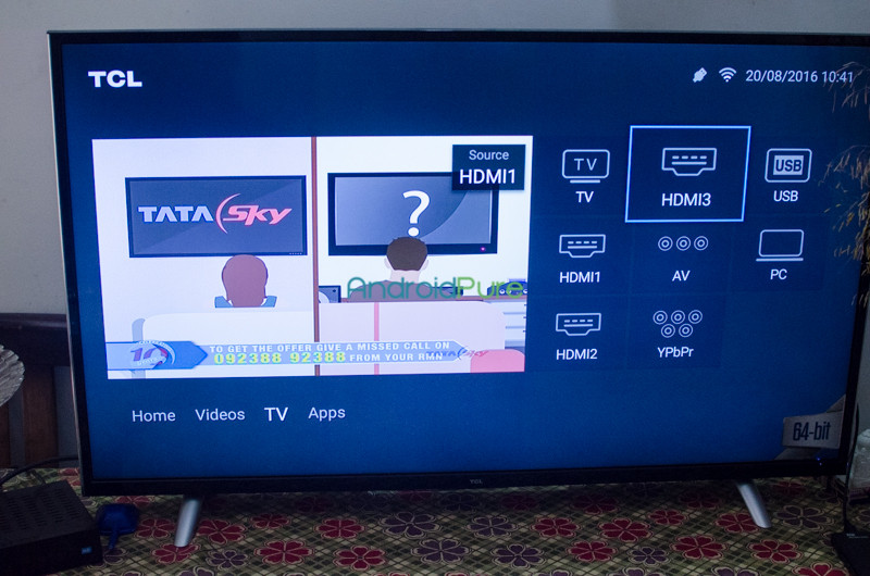 tcl l43p1us 43 inch ultrahd smart tv review