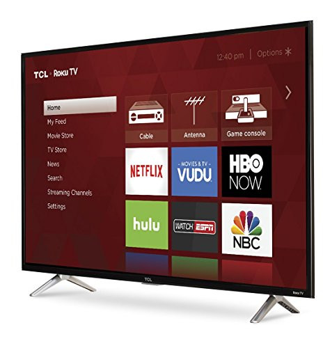 "Tv 43 Smart Tv Magnífica Tcl 43s305 43 Inch 1080p Roku Smart Led Tv 2017 Model Of Tv 43 Smart Tv Innovador Samsung Ue43j5500akxxu 43"" Full Hd Smart Tv Samsung From"