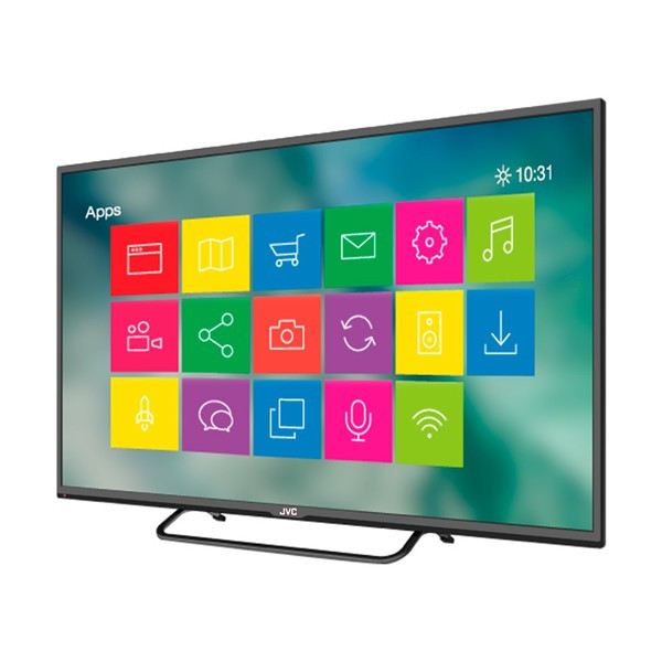 Tv 43 Smart Tv Perfecto Jvc – Smart Tv Led De 43″ Full Hd – Praderas Of 37  Mejor Tv 43 Smart Tv