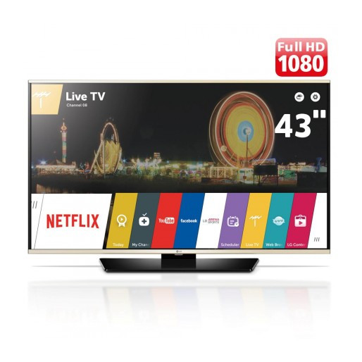 "Tv 43 Smart Tv Único Smart Tv Led 43"" Full Hd Lg 43lf6350 Sistema Webos Wi Of 37  Mejor Tv 43 Smart Tv"
