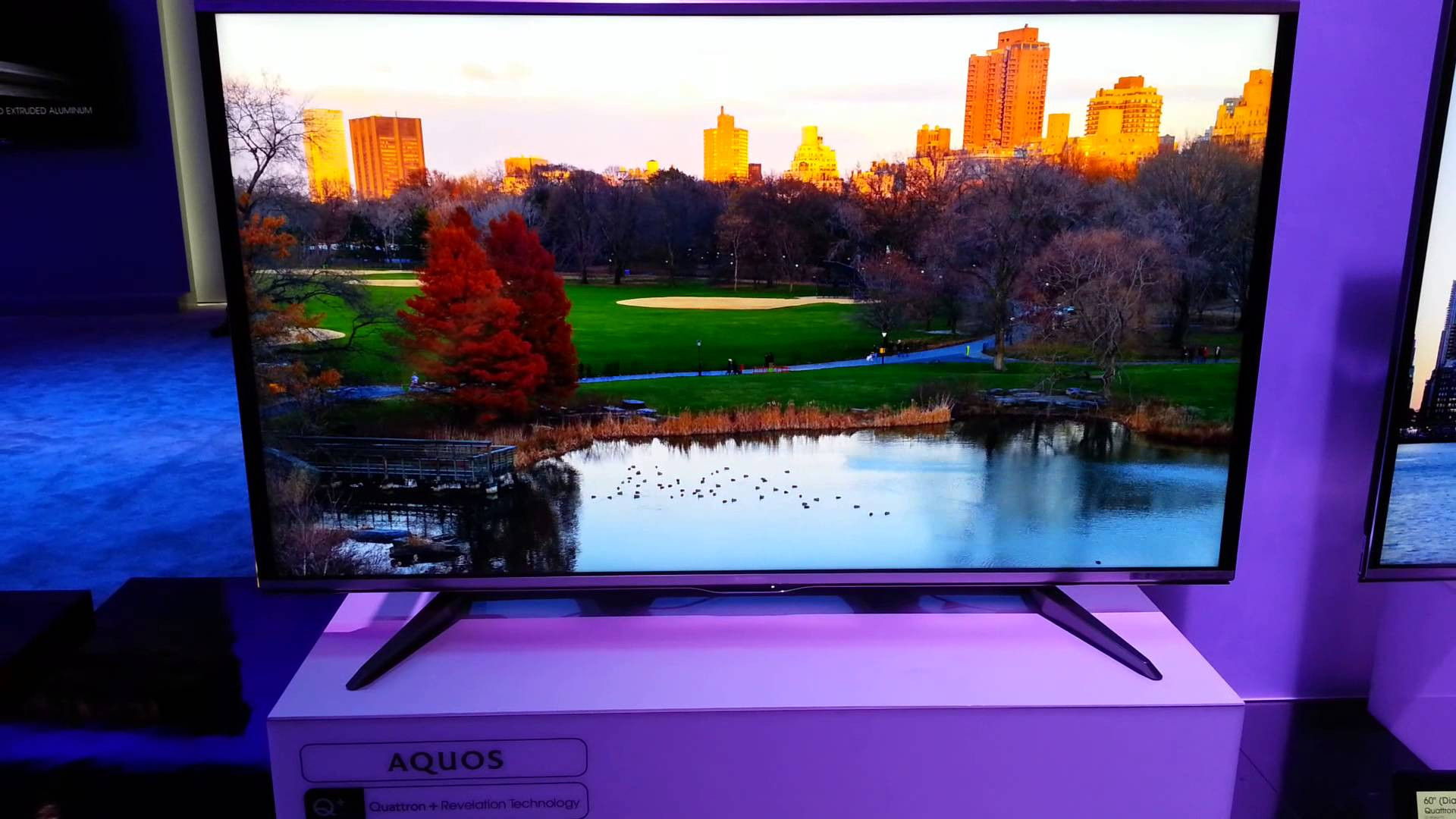 Tv 60 Pulgadas 4k Contemporáneo Ces Sharp Quattron 60 Inch Led 4k Patible Tv Of Tv 60 Pulgadas 4k Magnífico ソニー初の曲面4kテレビ Bravia S90 発表。サムスンやlgに続く Engad 日本版