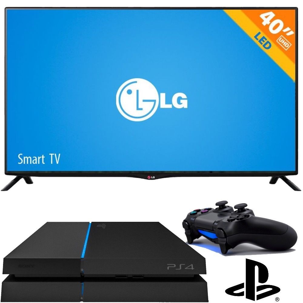 Tv Con Smart Tv Contemporáneo Pantalla Lg 4k 40 Pulgadas Smart Tv Led Mas Playstation 4 Of 40  Gran Tv Con Smart Tv