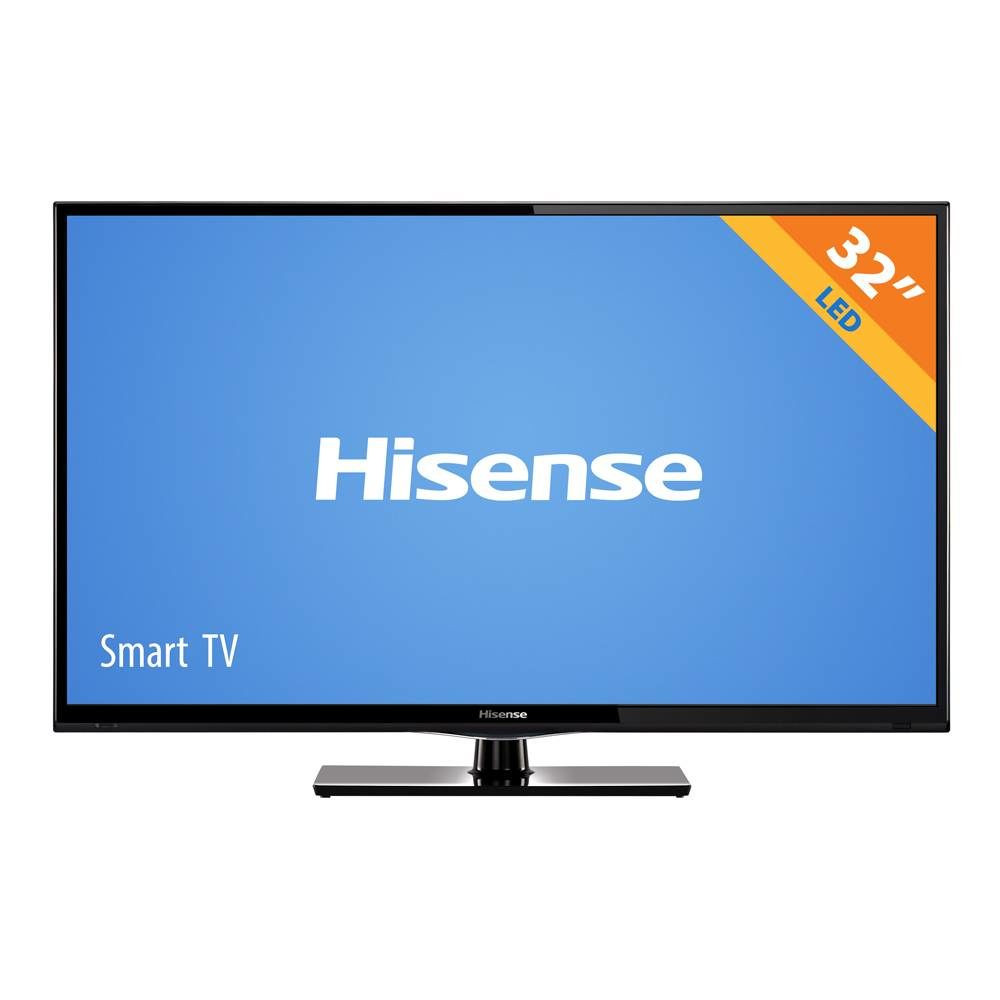 Tv Con Smart Tv Gran Pantalla De Led 32 Pulgadas Hisense 60 Hz 720p Hd Smart Of 40  Gran Tv Con Smart Tv