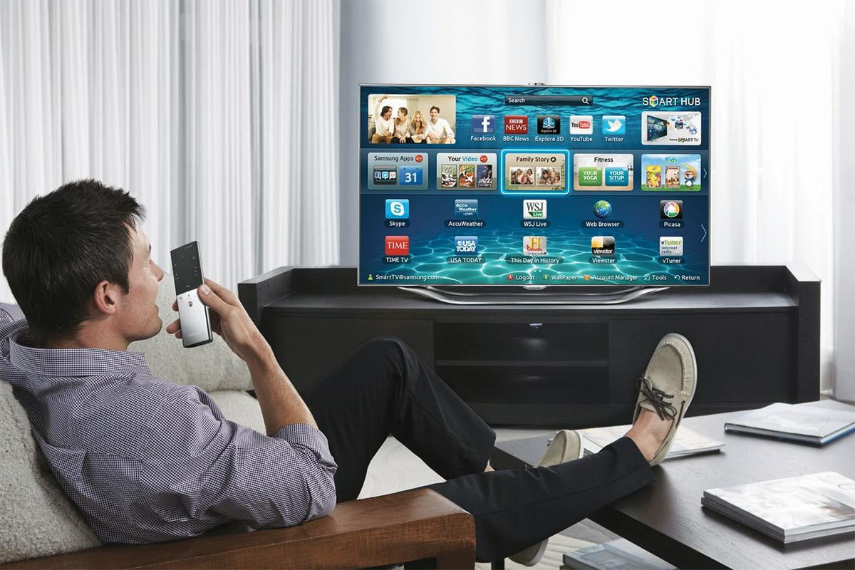 Tv Con Smart Tv Increíble why Smart Tv Makers Need to Voice their Security to You Of 40  Gran Tv Con Smart Tv