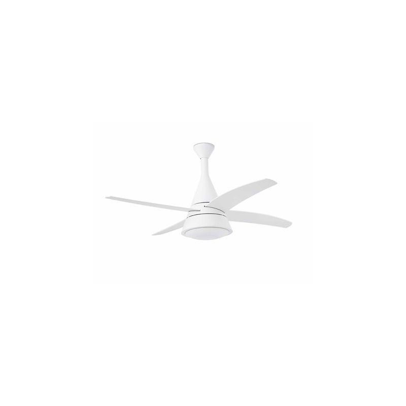 313 ventilador techo faro wind blanco mando 2 luces