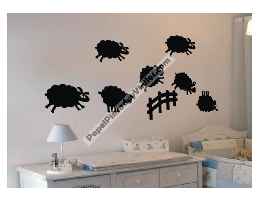 Vinilos Decorativos De Pared Encantador Vinilos Decorativos Infantiles Adhesivos De Pared De Of 44  Innovador Vinilos Decorativos De Pared