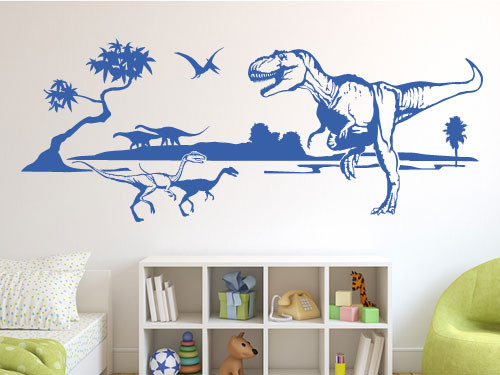 Vinilos Para Pared Infantiles Contemporáneo Vinilo De Pared Dinosaurios Of 36  Adorable Vinilos Para Pared Infantiles