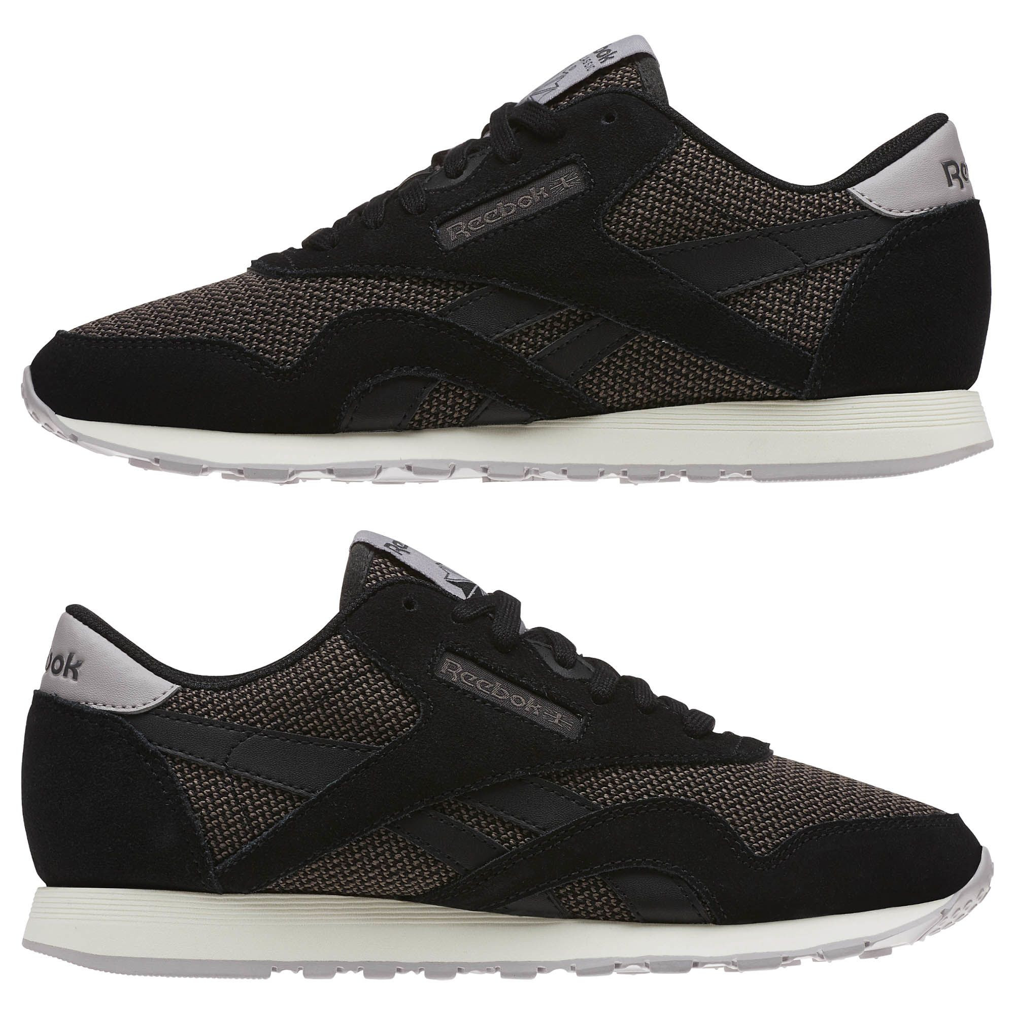 Zapatillas Reebok Mujer Negras Impresionante Reebok Classic Nylon Breathability España Zapatillas Of Zapatillas Reebok Mujer Negras Innovador Reebok Aztec Garment and Gum Venta Por Mayor Zapatillas