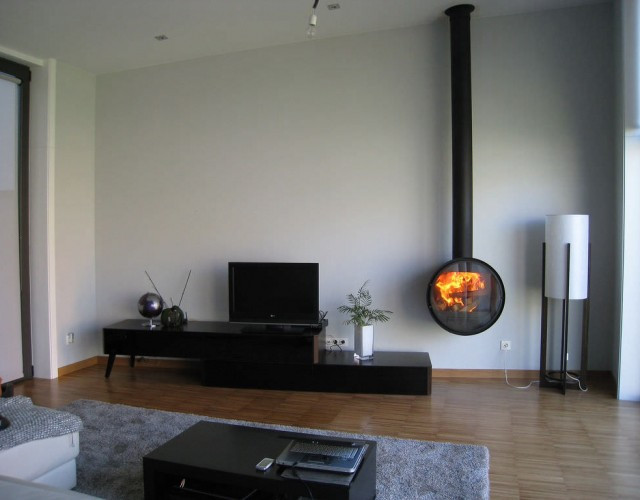 chimeneas hierro fundido madrid
